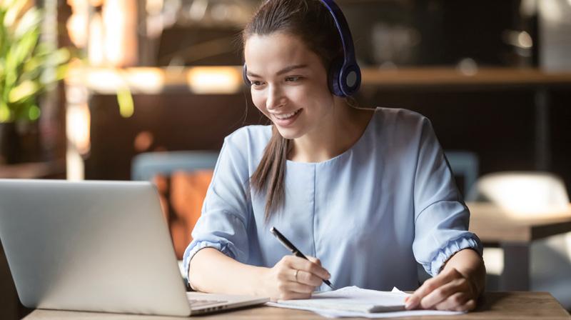 Onlineunterricht